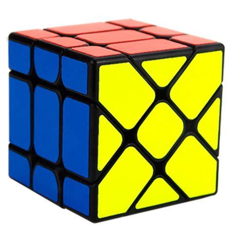 tutorial rubik fisher cube moyu yongjun yileng cube moyu yj8318b