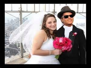 bruno mars is now married 2013