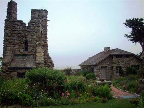 Tor House by Robinson Jeffers Tor House Poets And Writers
