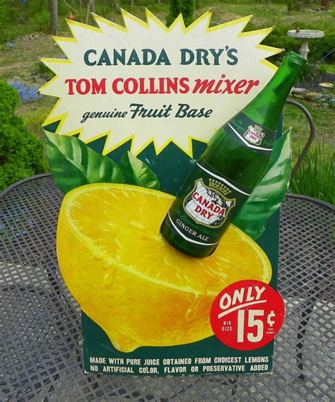Buy Canada Dry Bottle For Sale