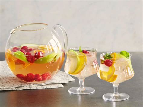summer cocktails fresh fruit cocktails food network summer drinks and