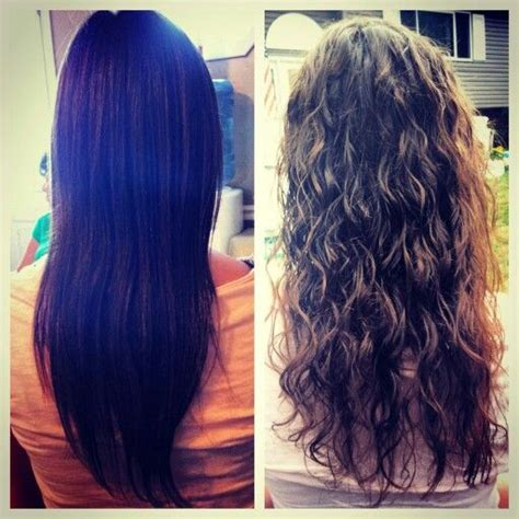 perms before and after 15 best wavy perms images on pinterest body wave perm
