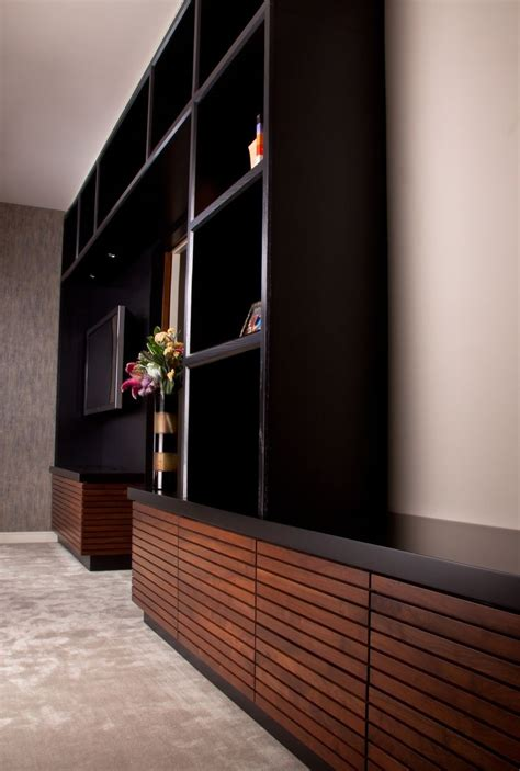 wall drop design in bedroom handmade entertainment center by b holland co custommade com