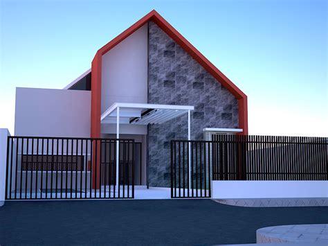 desain rumah atap pelana trend desain rumah minimalis 2016 yang bisa jadi inspirasi