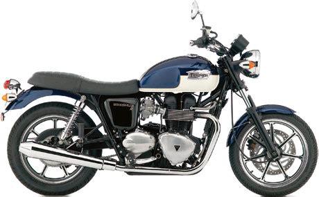 Motorrad Online Triumph by Triumph Bonneville Se Tourenfahrer Online