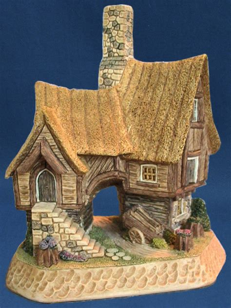 david winter cottage collection the coppicer s cottage