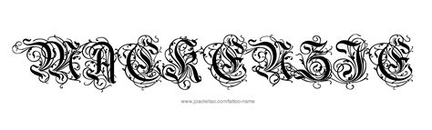 mackenzie tattoo designs mackenzie name designs