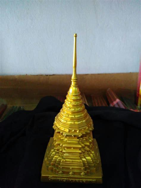 Tempat Relik jual patung budha tempat relik kuningan dhammamanggala