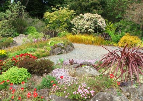 Dunedin Rhododendron Festival 2 South Garden 2 Castle Rock