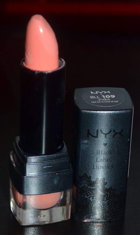 Lipstik Nyx Black Label nyx black label lipstick quot india quot goldilocks
