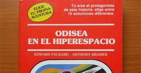 libro hiperespacio elige tu propia aventura 22 odisea en el hiperespacio