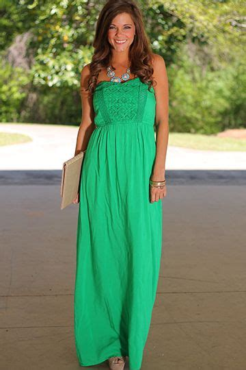 Dress in a perfect spring green dress comes with attachable clear