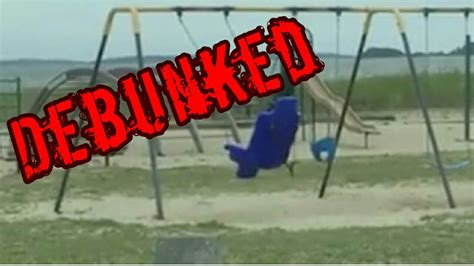 documentaries on swinging dad films ghost playing on playground swing in rhode