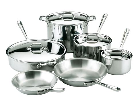 Home Depot Decoration by All Clad Stainless Steel Cookware