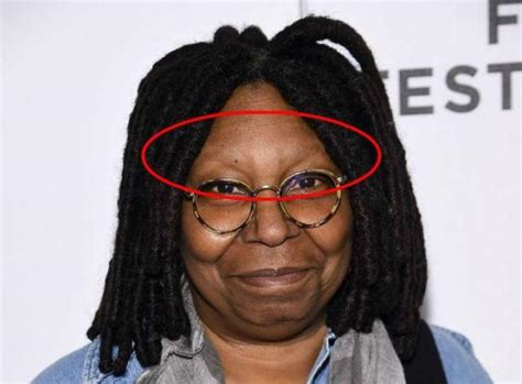 why did whoopie goldberg shave the side of her head why did whoopie goldberg shave the side of her head why