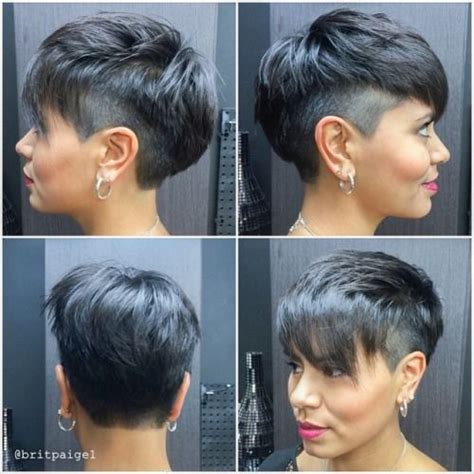 big shoulders and pixie cuts 1000 ideas about undercut mohawk on pinterest shaved
