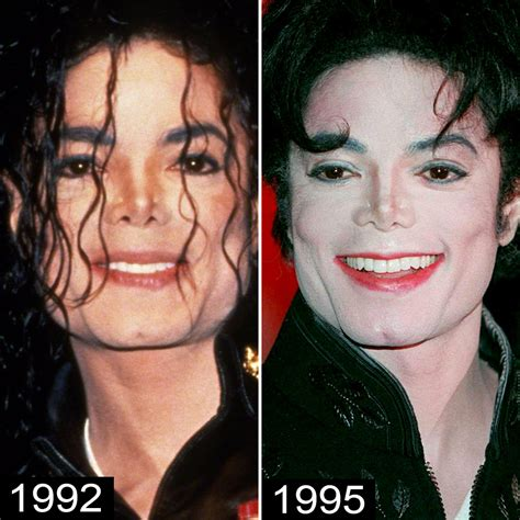 what was wrong with michael jackson michael jackson s plastic surgery see his transformation