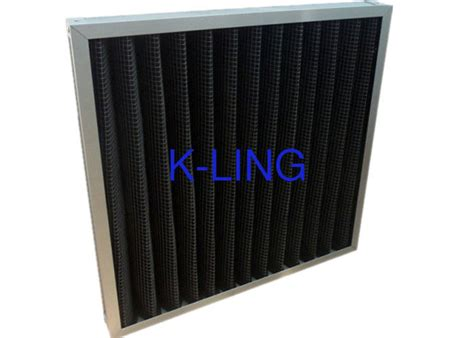 filters in air conditioning activated carbon pleated panel air filters air