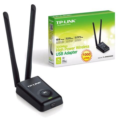 Wifi Tplink antena tp link wifi rompe muros 2 alta potencia 300mbps
