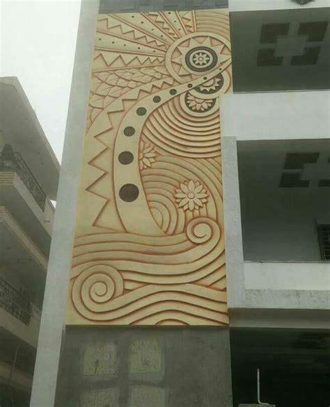 building elevation murals sar wall decors