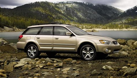 subaru 2007 outback 2007 subaru outback picture 165356 car review top speed