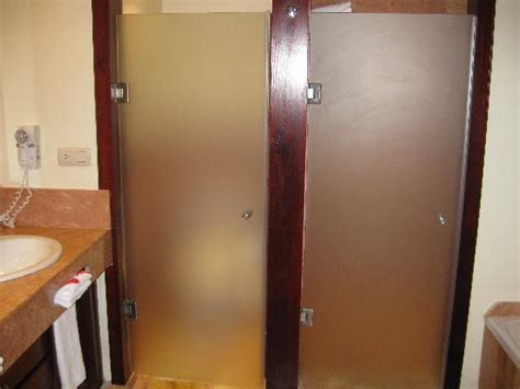 Opaque Shower Doors Toilet Shower Stall Opaque Glass Doors Picture Of Majestic Colonial Punta Cana Bavaro