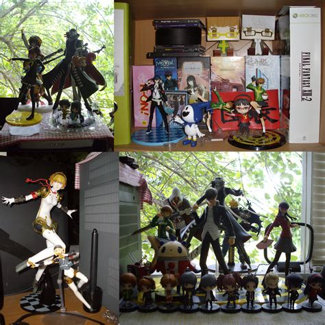 Figure Collection Fc One Absalom persona figure collection by poribo on deviantart