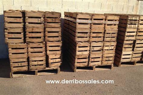 venta de cajones de madera cajones de madera derribos sales