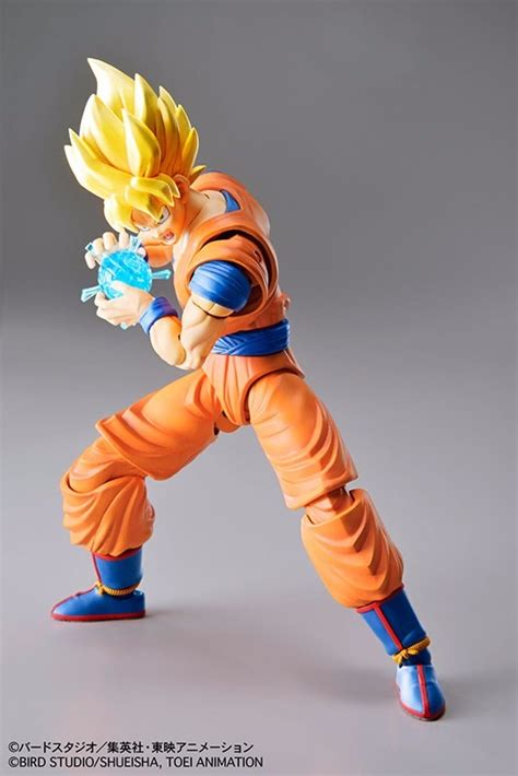 bandai figure rise standard dragon ball super saiyan
