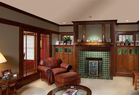 craftsman home craftsman family room columbus by craftsman fireplace surround family room craftsman with
