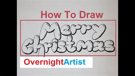 ideas on how to draw names for christmas letters cards ideas grafitti merry