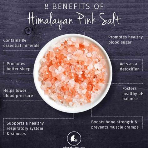 Pink Salt Detox Symptoms by Himalayan Pink Salt