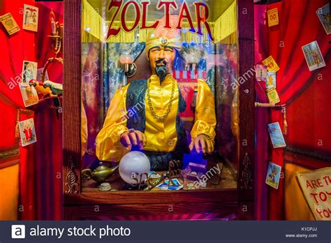 Zoltar A Novelty That Tells Your Fortune And Costs A Small Fortune by Fortune Telling Machine Stock Photos Fortune Telling