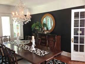 black dining room mirror jpg our home becolorful