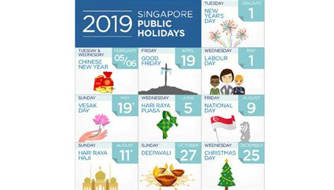 singapores list   public holidays human resources