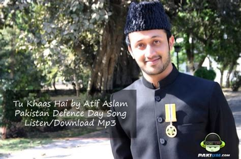 day song mp3 atif aslam tu khaas hai defence day song