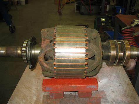 induction motor rotor fed generators on emaze