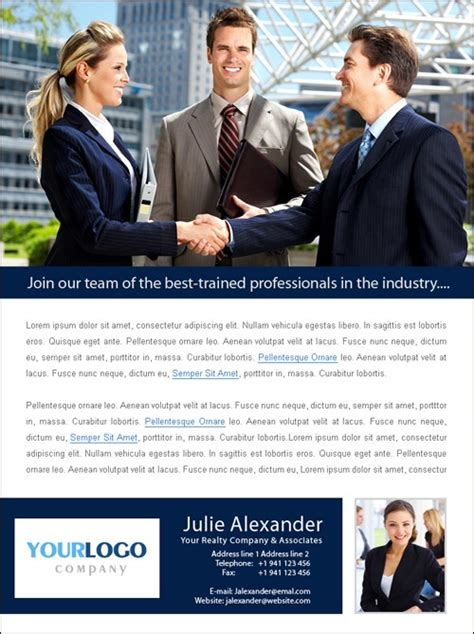 flyer design birmingham ecaignpro recruiting template recruiting templates