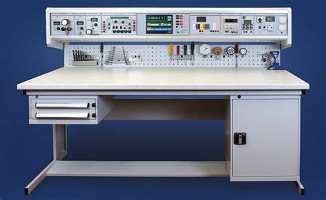 electrical test bench instrument calibration test benches time electronics