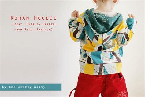 free pattern hoodie birchfabrics free pdf pattern tutorial rohan hoodie