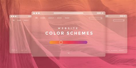 website color scheme examples canva learn