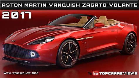 aston martin volante price 2017 aston martin vanquish zagato volante review rendered
