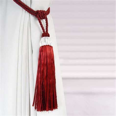 tassel tiebacks for curtains crystal beaded tiebacks tassel curtain tie backs tieback