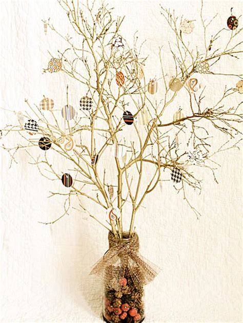 tree centerpieces thanksgiving tree centerpiece easy crafts and