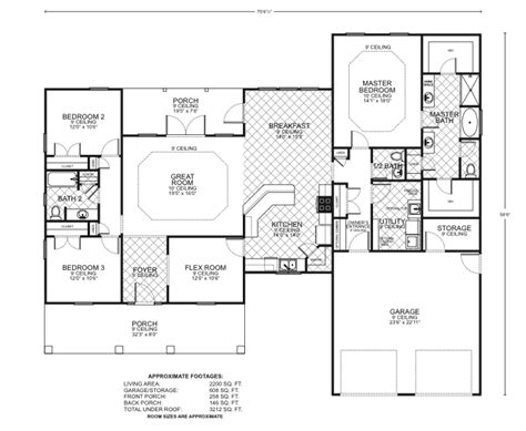 hillcrest floor plans southwest homes