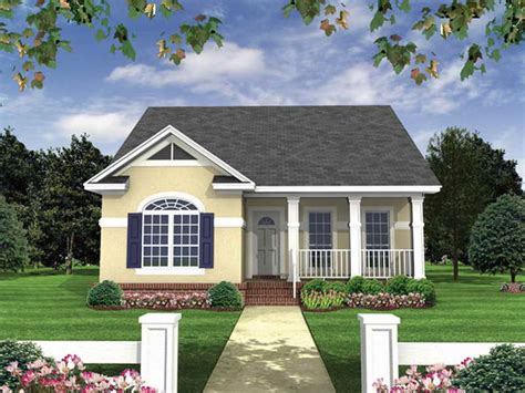 Marvelous Cottage Style House Plans Screened Porch #10: Beautiful-Small-Affordable-House-Plans.jpg