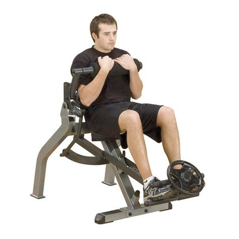 body solid ab bench body solid semi recumbant dual ab bench commercial grade