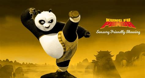 Kaos Kung Fu Panda World 12 Tx by Flix Brewhouse Presents Kung Fu Panda Sensory Friendly