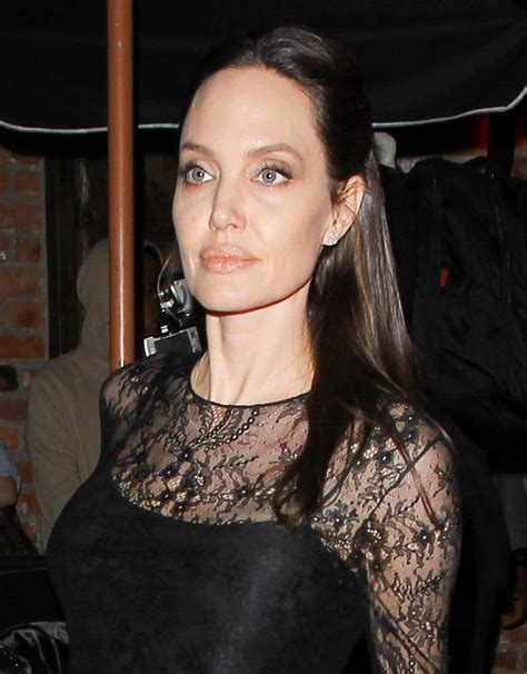 angelina jollie angelina jolie has mother s day dinner with son pax in la