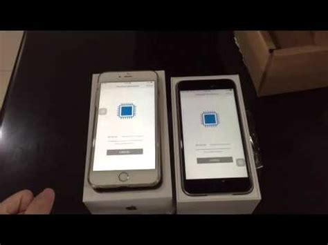Iphone 6s Plus 64 Gb Space Grey Gray Garansi Distributor 1 Tahun unboxing iphone 6s plus 64gb space gray compare with